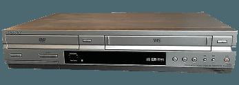 servicio tecnico sony reparacion combo dvdvideo y videodvd