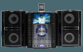 servicio tecnico sony reparacion equipos de sonido HI-FI