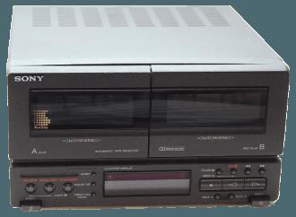 servicio tecnico sony reparacion pletina cassette