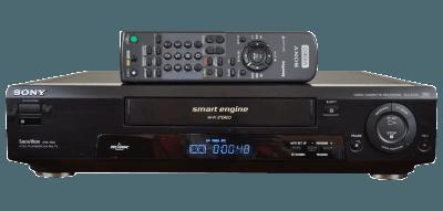 servicio tecnico sony reparacion videos vhs